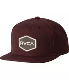 RVCA HATS / BEANIES COMMONWEALTH SNAPBACK II HAT