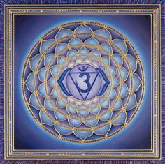 The sixth chakra is located between the eyes. It is considered the third eye, and its color is violet. It is where intuition and intrinsic knowing originate. The sixth chakra is chakra) 6 Chakra, 3rd Eye Chakra, Chakra Art, Chakra Stones, Wiccan, Magick, Mudras, Chakra System, Vedic Astrology