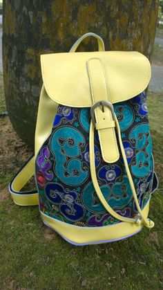 A personal favourite from my Etsy shop https://www.etsy.com/sg-en/listing/254394415/on-sale-boho-embroidery-hmong-bag