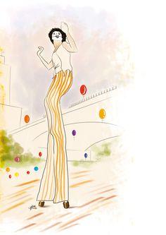 Ilustração para a revista Carta na Escola, da Carta Capital, Editora Confiança,Maio de 2013