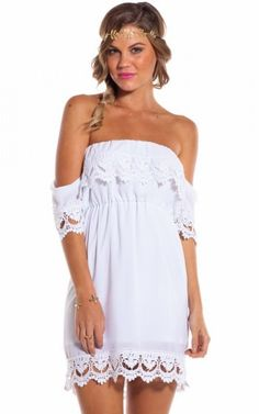Gypsy in white