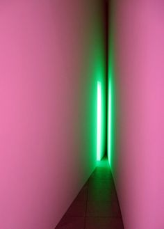 "Bruce Nauman ""Dream Passage"""