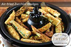 Air-fried-Zucchini-Wedges