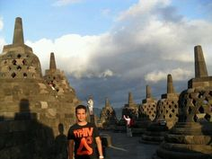 Borobudur Temple,Magelang - Central Java