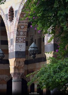 فن معماري دمشقي