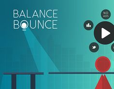 "Check out new work on my @Behance portfolio: ""Balance Bounce Arcade"" http://on.be.net/1EwEgD6"