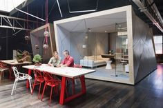 Contemporary Hipster Offices : office design ideas