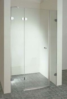 Oh Yea A Seamless Shower Door