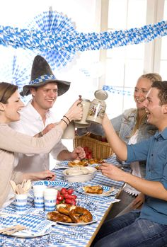 Celebra el Oktoberfest con www.papstar-shop.es para mayoristas y tiendas