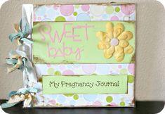 pregnancy journal would make a cute gift