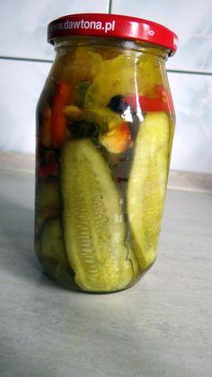 Pickles, Cucumber, Recipes, Blog, Jars, Polish Language, Pickling, Canning, Alcohol