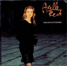 CD - AXELLE RED - Sans plus attendre