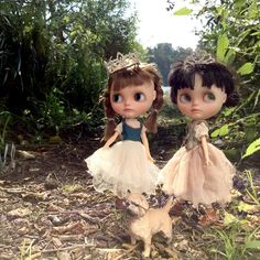 """""There are princesses in the forest, truly there are!"" #princess #vainilladolly #forest #sqeakymonkey #dakawaiidolls #needhamlake #fairytail #kawaii…"""