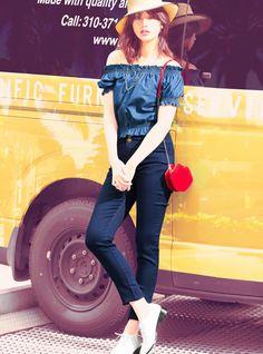 GRL S/S LOOKBOOK vol7 高橋メアリージュン|GRL グレイル 公式通販サイト [ ViVi掲載 ] 藤井リナ・トリンドル玲奈・大石参月・マギー・吉田夏海・八木アリサ|シューズ|ブーツ|ワンピース|トップス|ボトムス|レディースファストファッション