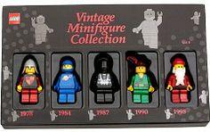 852753-1: Vintage Minifigure Collection Vol. 4