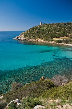 Cala Regina Quartu Sant'Elena #Sardinia #Sardegna
