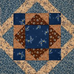 The first two blocks are called King's Crown Squared. Star Quilt Blocks, Star Quilt Patterns, Pattern Blocks, Barn Quilt Designs, Quilting Designs, Dear Jane Quilt, History Of Quilting, Barn Quilts, Amish Quilts