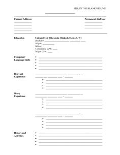 Cv Resume Format Resume Example For Job  Httpwww.resumecareerresumeexample .