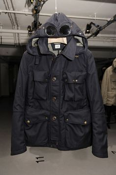 C.P. Company AW13 #LondonCollections