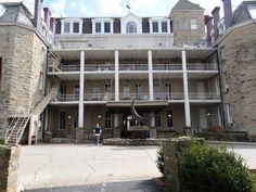 Crescent Moon Hotel, Eureka Springs, AR  America's Most Haunted Hotel