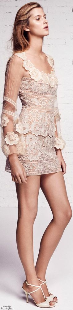Blumarine Resort 2016 #coupon code nicesup123 gets 25% off at  Provestra.com Skinception.com