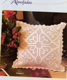 Crochet Placemats, Crochet Designs, Bed Spreads, Bed Pillows, Reusable Tote Bags, Blog, Charts, Crochet Doilies, Pillow Covers