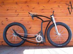 hot rod bike