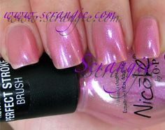 Nicole by OPI Pink-nic in the Park