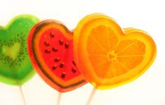 #fruit #lollipops