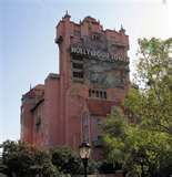 Hollywood Studios (MGM) Tower of Terror my favorite ride!