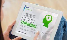 El método Design Thinking aboga por enfrentarse a las dificultades de gestión de una empresa tal y como los diseñadores se enfrentan a los problemas de diseño. En este paper se analiza una de las tendencias que quiere cambiar la forma de pensar en el trabajo.