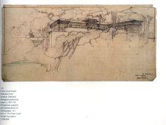 frank lloyd wright drawings   Frank Lloyd Wright and The Art of Japan by Julia Meech 0810945630 ...