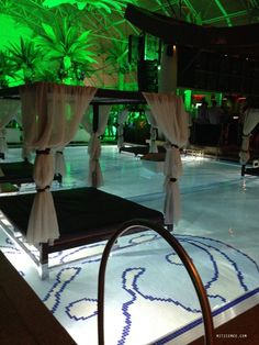 A fab night out at Marquee - Las Vegas Blog - Las Vegas Guide | Mitzie Mee