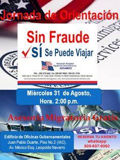 Revista El Cañero: Anuncia jornada de orientación contra el fraude mi...