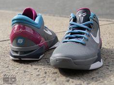 f46de386bf11 Nike Kobe VII Fireberry