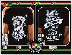 #reggae #bobmarley #reggaetshirt #onelove #reggaestyle #kaosreggae #bajureggae #reggaestyle #reggaeshop #typography