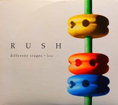 Rush: Different stages live, junio Different, Stage, Live, Art, Musica, Art Background, Kunst, Performing Arts, Art Education Resources