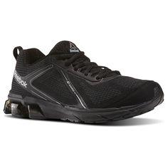 Reebok BD4816 JET DASHRIDE 4.0 Siyah Erkek Yürüyüş Koşu Ayakkabısı