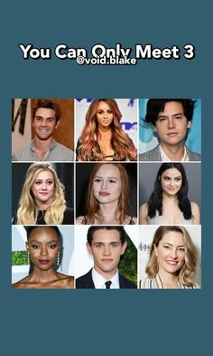 Vanessa Morgan (Toni), Madelaine Petsch (Cheryl) and Sprousehart, because Cole and Lili are one person! Riverdale Quiz, Riverdale Funny, Riverdale Memes, Best Tv Shows, Movies And Tv Shows, Pll Memes, Riverdale Characters, Vanessa Morgan, Madelaine Petsch