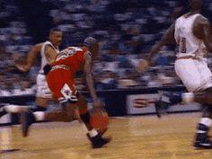 Michael Jordan Gif, Michael Jordan Dunking, Michael Jordan Basketball, Jordan 23, Basketball Playoffs, Nba Playoffs, Sports Basketball, Michael Jordan Highlights, Star Wars Sith
