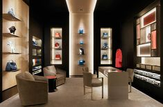FENDI flagship store by Curiosity, London – UK » Retail Design Blog