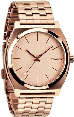 NIXON TIME TELLER WATCH > Womens > Accessories > Watches | Swell.com