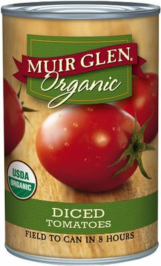 Muir Glen Organic Tomatoes, Diced, 14.5-Ounce Cans (Pack of 12) - http://goodvibeorganics.com/muir-glen-organic-tomatoes-diced-14-5-ounce-cans-pack-of-12/