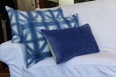 Blue, indigo y el shibori