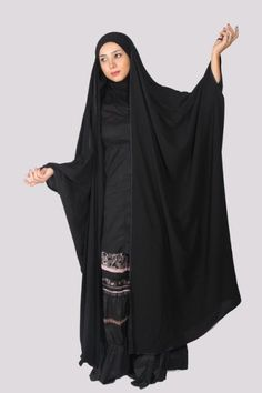 Ive been meaning to do this for awhile, ive been accumulating sewing patterns found online for the modern Irani chadors and the plain, traditional chador. I know some of you have asked me for this … Hijab Style Dress, Hijab Chic, Islamic Fashion, Muslim Fashion, Abaya Pattern, Islamic Clothing, Pakistani Dress Design, Beautiful Hijab, Abaya Fashion