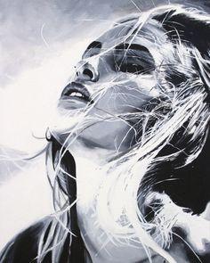 Imagine, Oil painting by Cindy Press | Artfinder