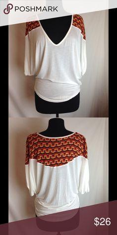 Woodleigh top Woodleigh knit top Woodleigh Tops Tees - Short Sleeve