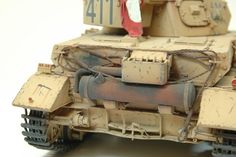 PzKpfw. IV Ausf. E Afrika Korps, Panzer Iv, Ww2, Military Vehicles, Dragon, Scale, German, Models, Accessories