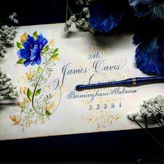365 отметок «Нравится», 34 комментариев — F Phyllis Macaluso (@fpmmac) в Instagram: «#envelopes #envelopeart #envelopeexchange #engrossersscript #penpal #penmanship #penandink…»